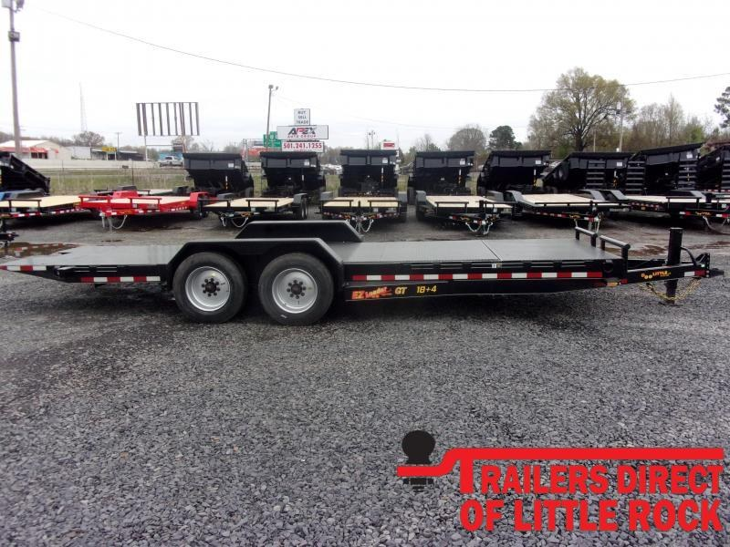 2020 Doolittle Trailer Mfg EZ Loader GT 16K Equipment Trailer