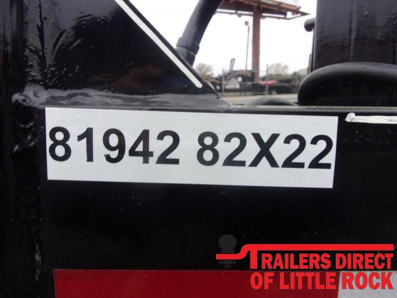 2020 Doolittle Trailer Mfg EZ Loader GT 82x22 16K Equipment Trailer
