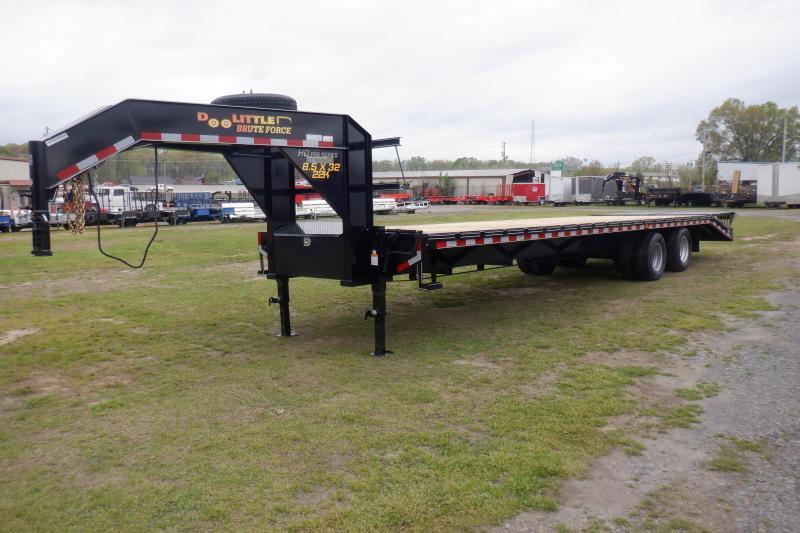 2021 Doolittle Trailer Mfg 102x32 Equipment Trailer