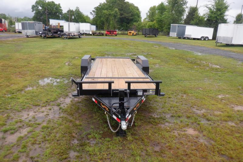 2021 Doolittle Trailer Mfg 82x22 Equipment Trailer
