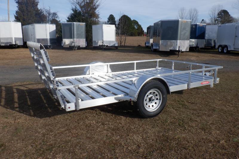 Cherokee Trailers 80X12 OPEN PLANK Utility Trailer