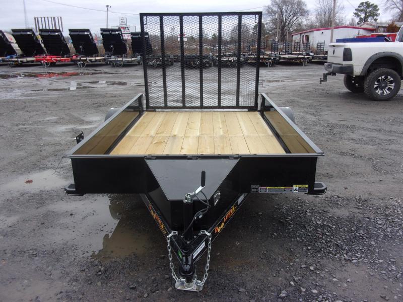 2021 Doolittle SS 77x10 5' EZ-LIFT GATE