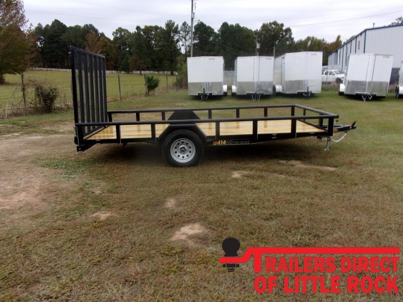 2021 Doolittle 84X14 Utility Trailer 5' Rear Gate