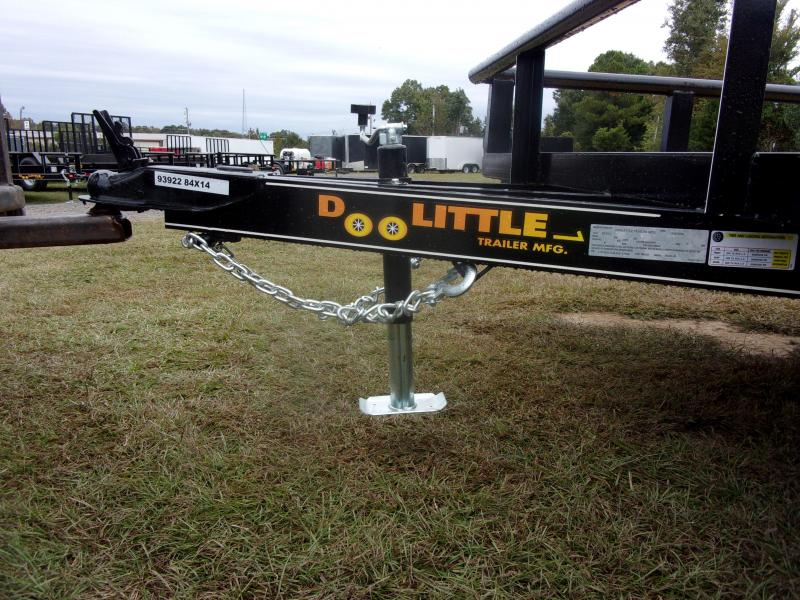 Doolittle 84X14 Utility Trailer 5' Rear Gate
