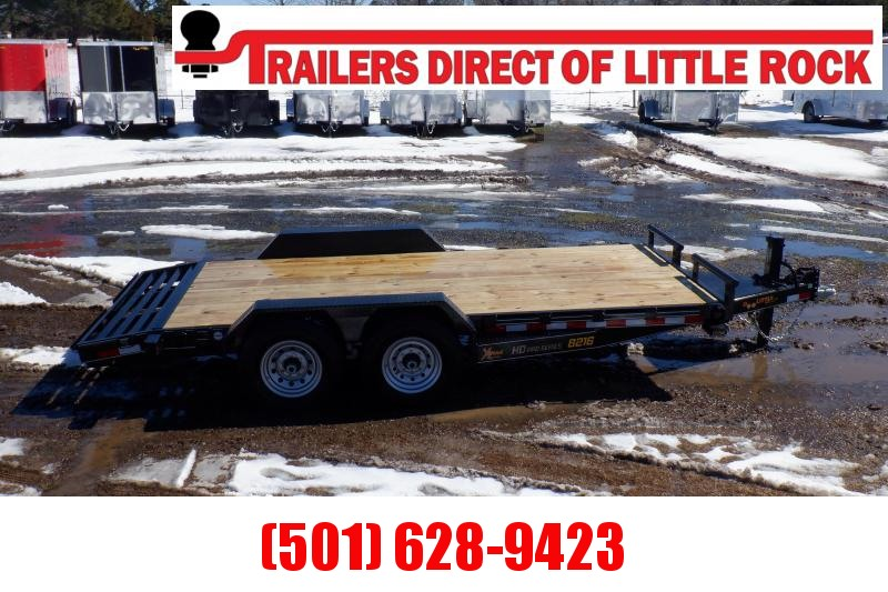 Doolittle Xtreme 82x16  14K GVWR Equipment Trailer