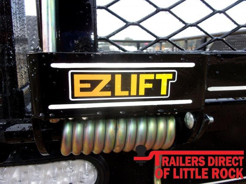 2021 Doolittle 77X14 7K GVWR Tandem Axle Utility Trailer