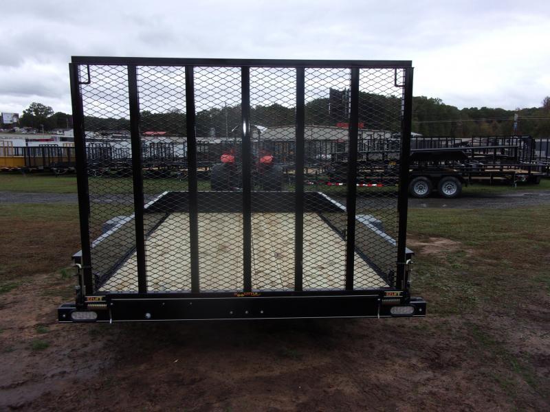 2021 Doolittle SS 84x12 5' EZ-LIFT GATE WITH TOOL BOX