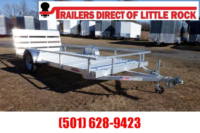Cherokee Trailers 80X14 OPEN PLANK Utility Trailer