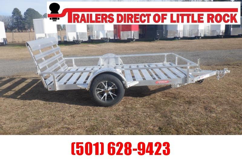Cherokee Trailers 72X10 OPEN PLANK Utility Trailer