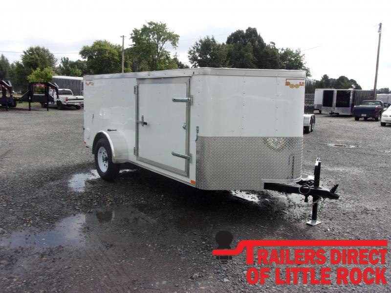 !!!!! BLOWOUT SPECIAL!!!!! 2019 Doolittle 6x12SA Barn Door