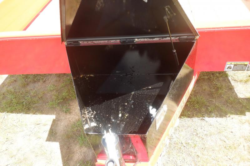 2021 Doolittle SS 84x14  5' EZ-LIFT GATE WITH  TOOL BOX