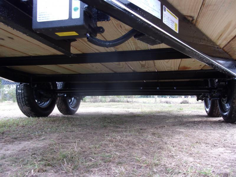 Doolittle 77X12 Tandem Axle 7K GVWR Utility Trailer