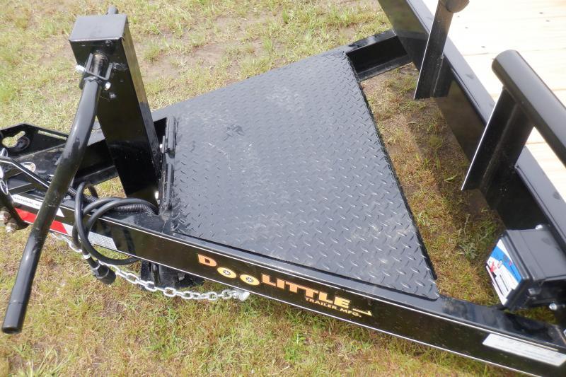 2021 Doolittle Trailer Mfg 82x18 EZ-LOADER GT 10K GVWR