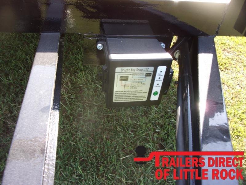 2021 Doolittle Trailer Mfg 770 Series Tandem Axle 7K Utility Trailer
