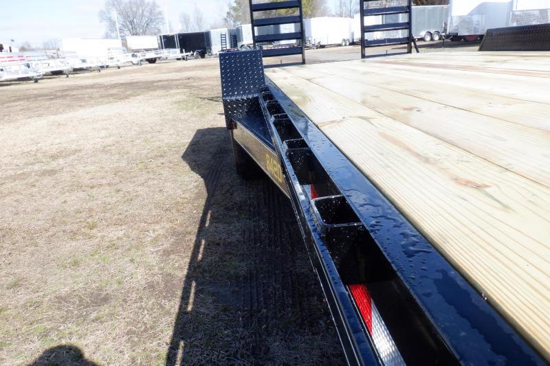 Doolittle  Xtreme 84x20  10K GVWR Equipment Trailer