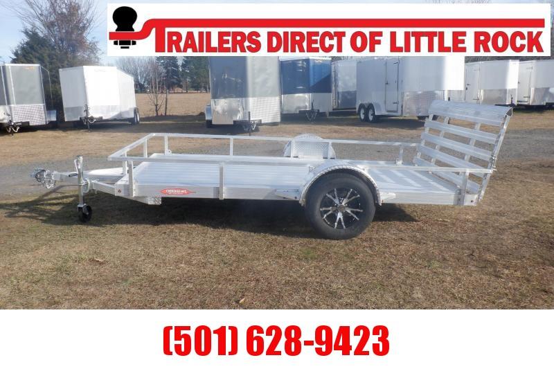 Cherokee Trailers 76X12 SOLID FLOOR Utility Trailer