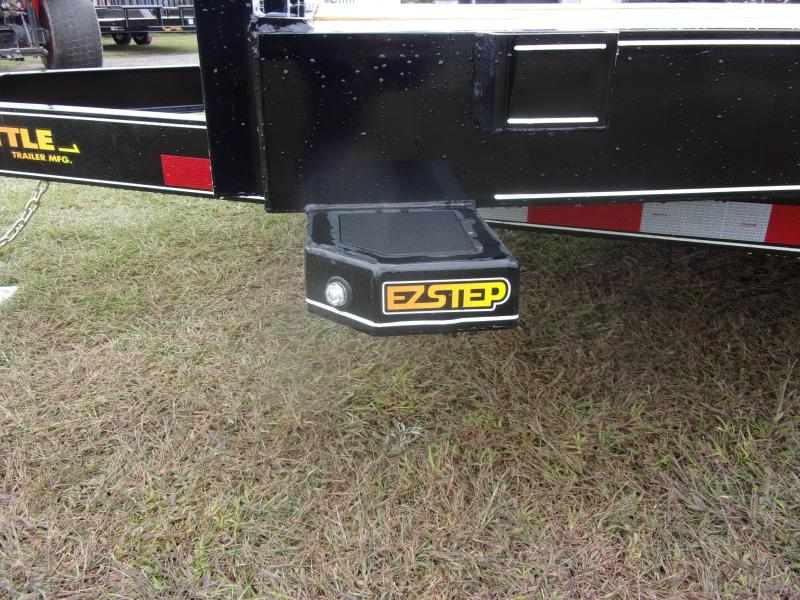 Doolittle 82x20 Channel Flatbed 14K GVWR Equipment Trailer