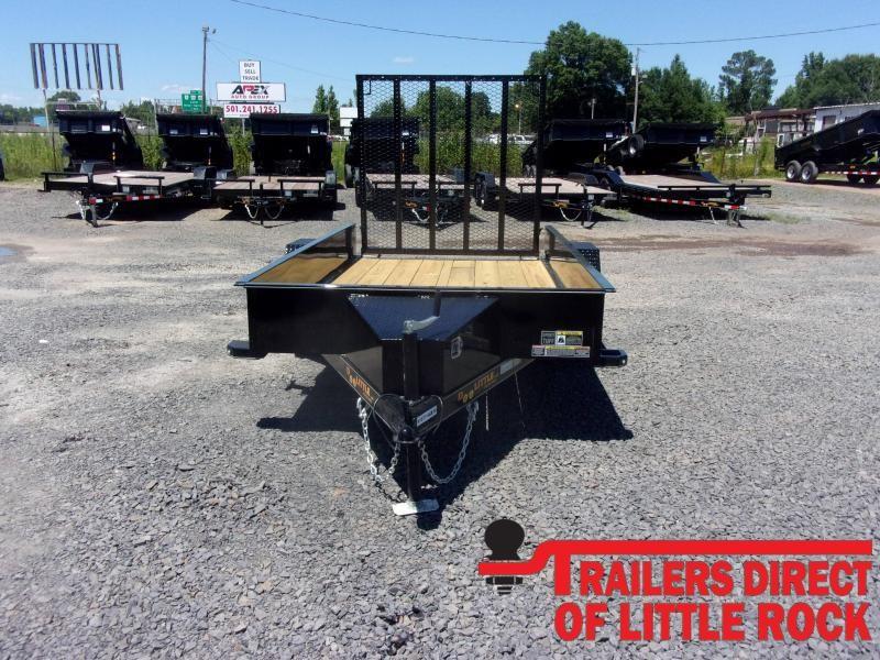 2020 Doolittle Trailer Mfg SS Series Utility Trailer