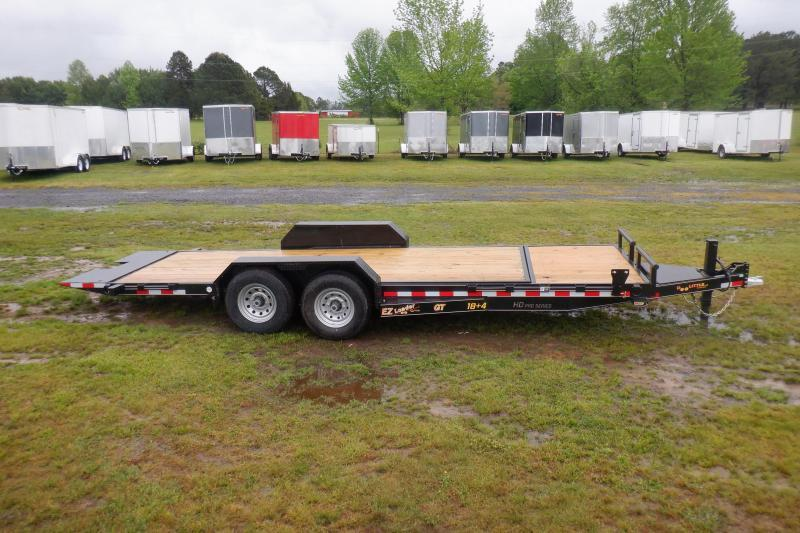 2021 Doolittle Trailer Mfg 82x22 Equipment Trailer