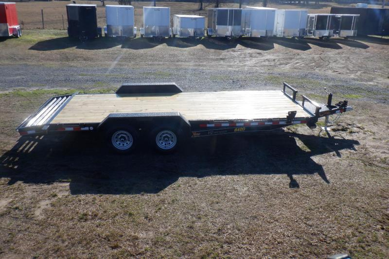 2021 Doolittle Trailer Mfg 84x20 DL4055 Equipment Trailer