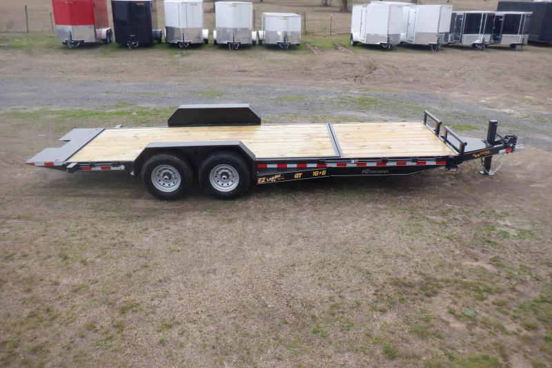 Doolittle  EZ Loader GT 82x22 14k GVWR Equipment Trailer