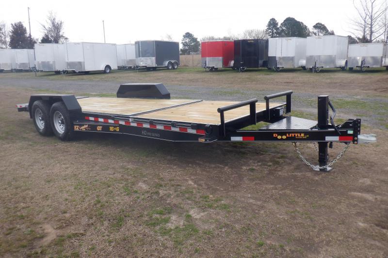 Doolittle  EZ Loader GT 82x22 14k GVWR Equipment Trailer