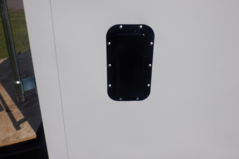 2022 Doolittle Trailer Mfg 8.5x24 Enclosed Cargo Trailer