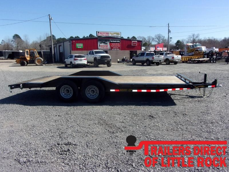 2020 Doolittle Trailer Mfg Channel Flatbed 14K Equipment Trailer