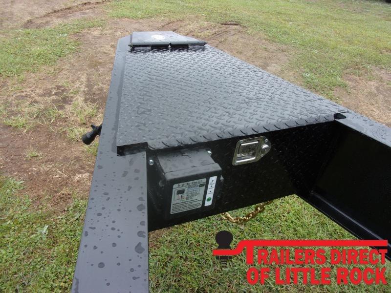 2021 Doolittle Trailer Mfg Brute Force 102x25 Tandem Axle 22K Equipment Trailer