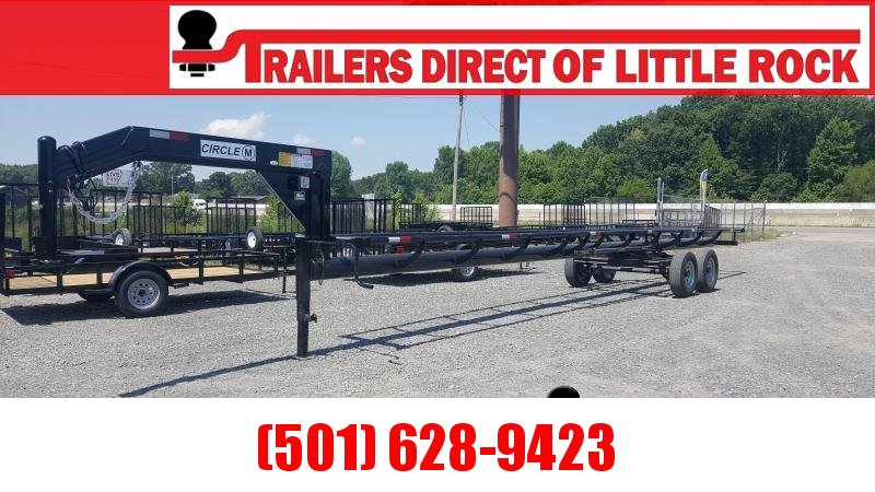 !!! BLOW OUT!!! Circle M 36ft Hay Trailer