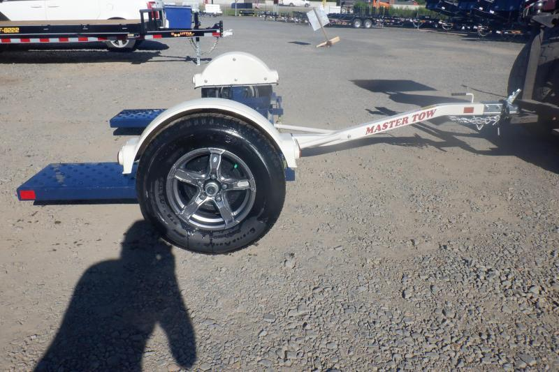 2022 Master Tow Model 80THD Tow Dolly ELECTRIC BRAKE