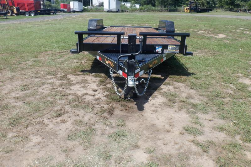 2021 Doolittle Trailer Mfg 82x20 Equipment Trailer
