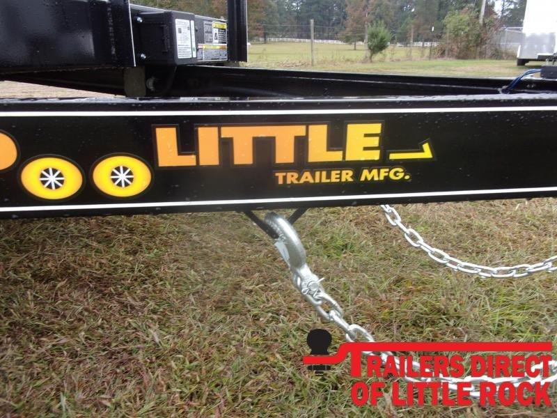 2021 Doolittle Trailer Mfg Channel Flatbed 7K Equipment Trailer