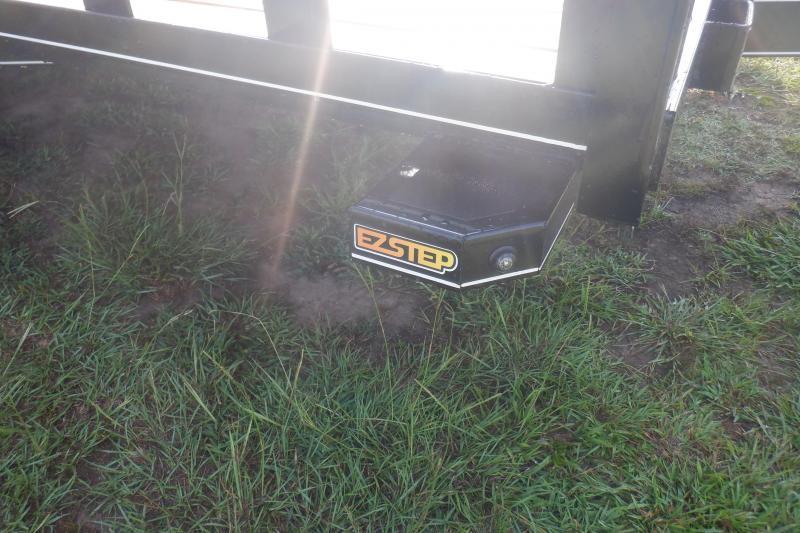 2022 Doolittle Trailer Mfg 84x14 Utility Trailer