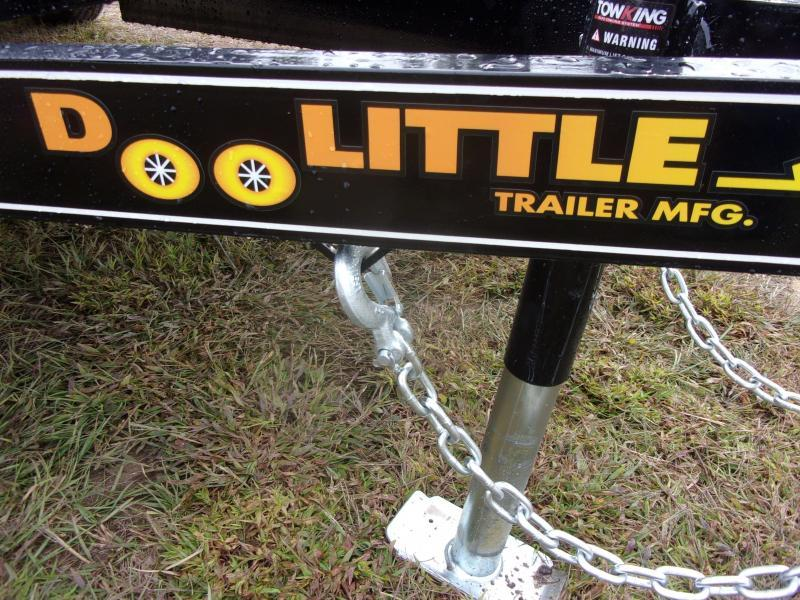 2021 Doolittle 84x14 Utility Trailer 5' Gate