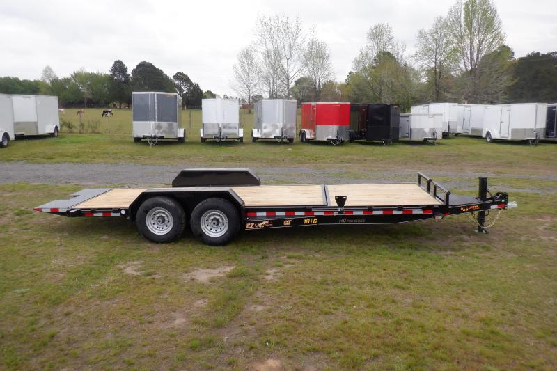 Doolittle  82x22 Equipment Trailer Gravity Tilt