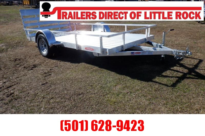 2021 Cherokee Trailers SOLID FLOOR Utility Trailer