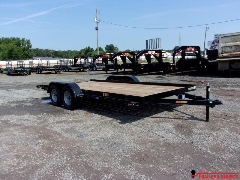 !!!! BLOWOUT SPECIAL!!!!! 2018 Doolittle RS 84x16 7K SELF STORE RAMPS