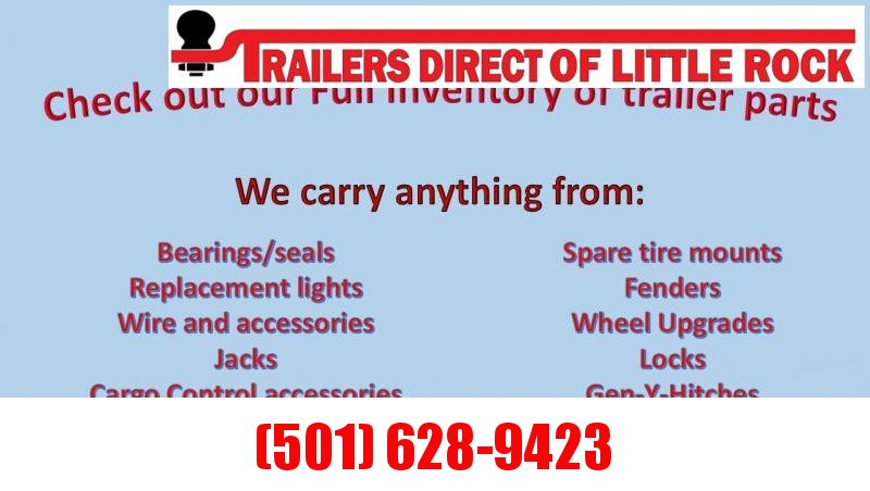 2020 Doolittle Trailer Mfg FULL INVENTORY OF PARTS AND ACCESSORYS