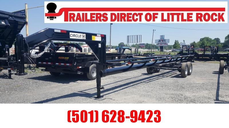!!! BLOW OUT !!!  Circle M 32ft Hay Trailer