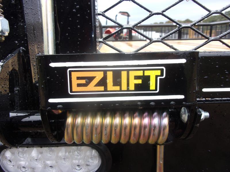 Doolittle 84X12 Tandem Axle 7K GVWR Utility Trailer