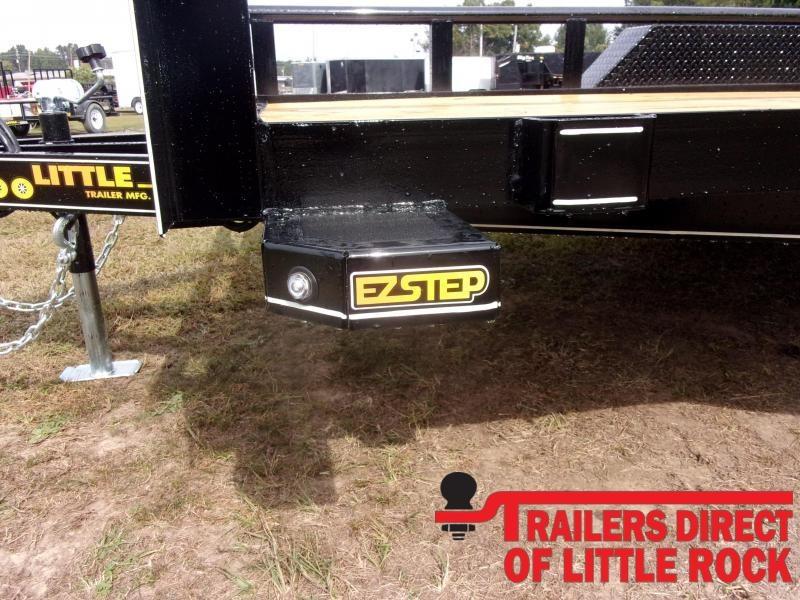 2021 Doolittle 77X12 Tandem Axle 7K GVWR Utility Trailer