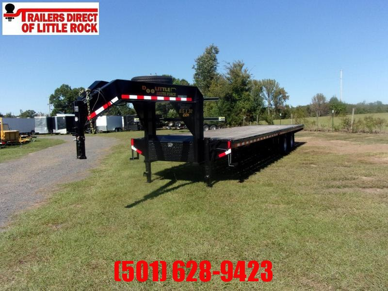 2021 Doolittle Trailer Mfg Brute Force102X32 22K Equipment Trailer