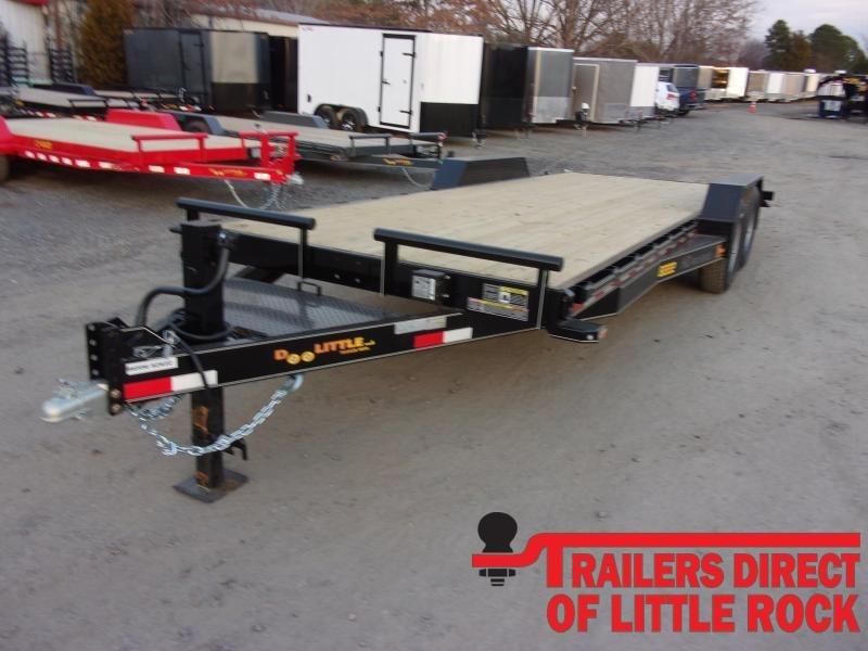 2020 Doolittle Trailer Mfg Xtreme 82 Wide 14K Equipment Trailer