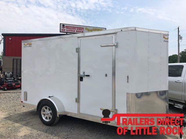 2019 DooLitttle Trailers 2019 Doolittle 6x12 Platinum Package Cargo Ramp Enclosed Cargo Trailer