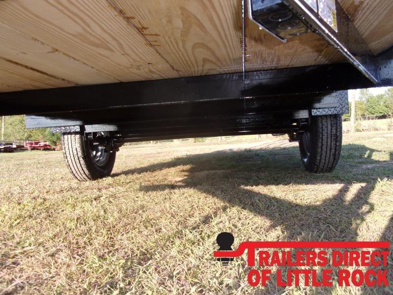 2021 Doolittle Trailer Mfg Rally Sport 60X12 3K Single Axle Utility Trailer