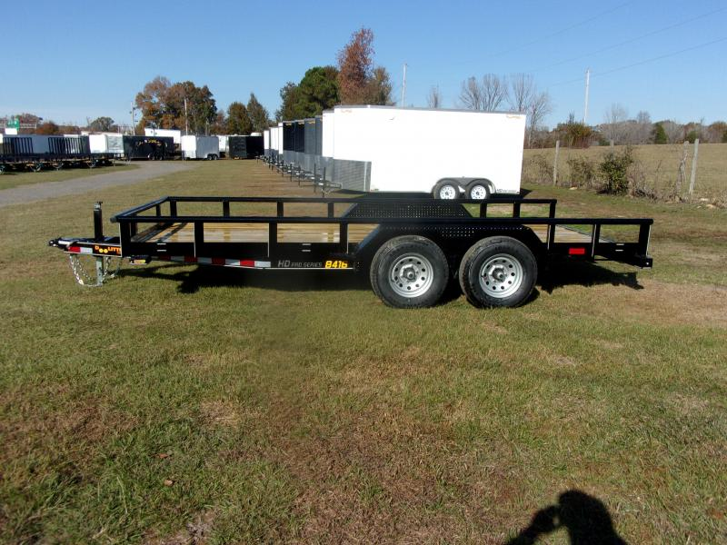 Doolittle 84x16 10K gvwr Utility HD Ramps