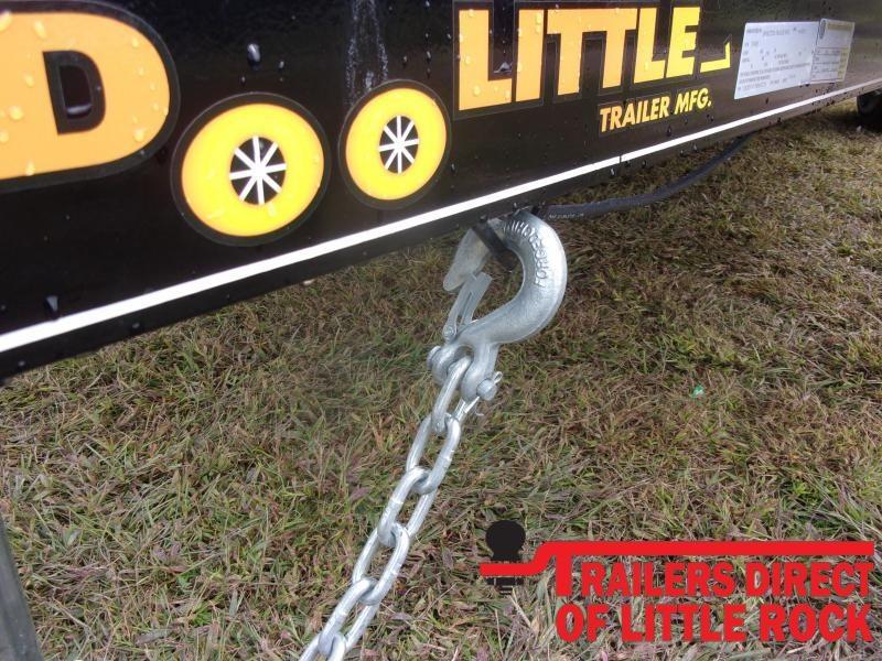 2021 Doolittle 77X14 Single Axle 3K Utility Trailer