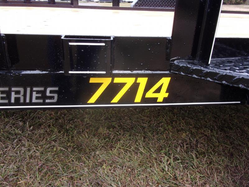 2021 Doolittle 770 series single axle 3k