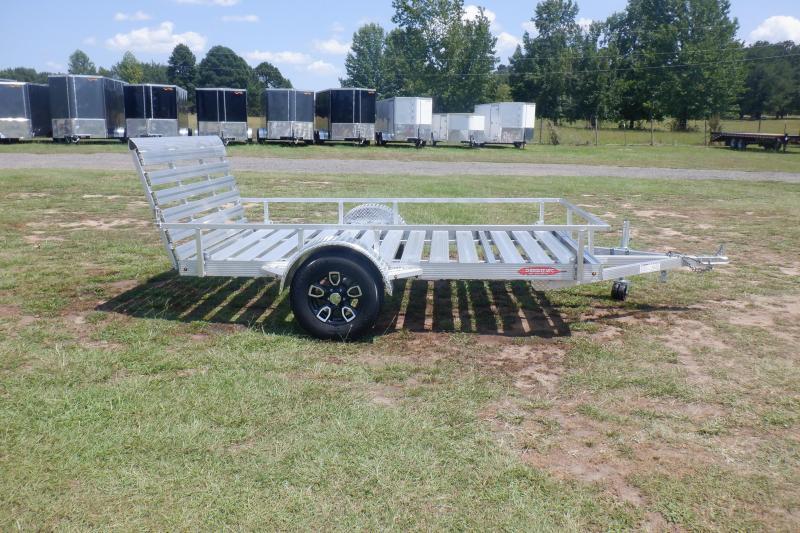 2021 Cherokee 72X10 OP LOW RIDER Utility Trailer